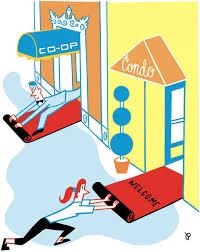 coop vs condo