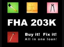 fha 203 K